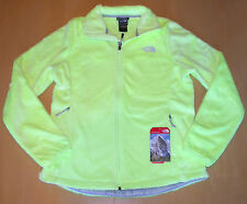 NWT The North Face Osito 2 Fleece Jacket Rave Green Womens Sz S