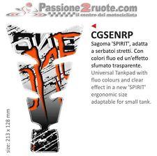 Paraserbatoio tankpad Monster red Ducati 1098 1198 1199 Panigale 748