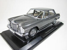 NOREV MERCEDES BENZ 280 SE SEDAN (W108) GREY 1:18 DEALER EDITION *Now in Stock*