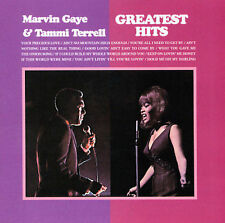 Greatest Hits [Tammi Terrell] by Marvin Gaye/Tammi Terrell (CD)