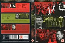 Horror Hotel - The Corpse Vanishes - The Terror -