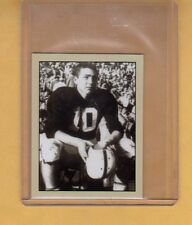 Bart Starr, rookie season 1956 Green Bay Packers, Lone Star limited edition