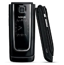 Brand New NOKIA 6555 UNLOCKED Black Bluetooth Camera GSM 3G Quadband Flip Phone