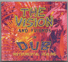 CD THE VISION - Instrumental Healing  1994