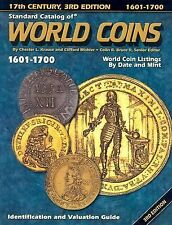 Standard Catalog of World Coins, 1601-1700: Identification and Valuati-ExLibrary