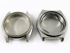 PAIR SEIKO CASE  7009-070(A)  & 6309 - 8020