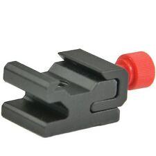 """Speedlight Shoe Mount - 1/4"""" Screw Thread - Speedlite Strobist Adapter Flashgun"""