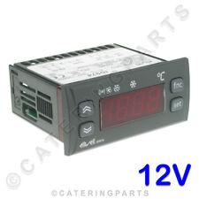 ELIWELL Id974 12 volt digitale refrigerazione TERMOSTATO ID del controller 974 12V