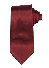 Indiana Jones Last Crusade style VENICE TIE by Magnoli Clothiers BURGUNDY SILK
