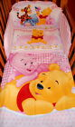 Nursery Baby COT /COT BED bedding set 3pcs.Official Disney Winnie the Pooh BIG