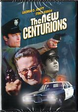 The New Centurions DVD George C Scott , Stacy Keach , Erik Estrada   policemen