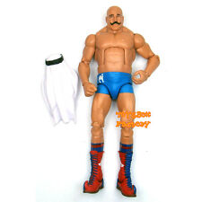 Hall of Famer WWF WWE Legends Iron Sheik Elite Wrestling Action Figure Kid Toys