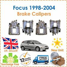 For Ford Focus 1.4 1.6 1.8 2.0 1998-2004 Front Right & Left Brake Calipers NEW
