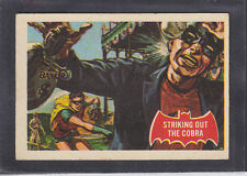 A&BC - Batman (1A - 44A) 1966 - # 27A Striking Out The Cobra