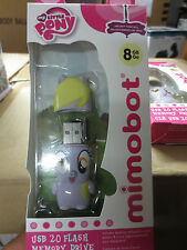 SDCC 2013 Mimobot My Little Pony Derpy Hooves 8GB USB Flash Drive #1/850! BRONY!