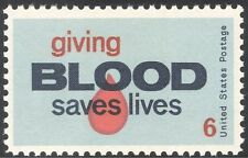USA 1971 Medical/Health/Welfare/Blood Donors/Donation/Transfusion 1v (n29202)