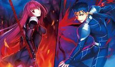 E631 Free Mat Bag Lancer Scathach Fate Stay Night Playmat Yugioh Large Mouse Pad