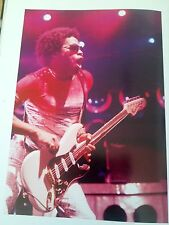 Lenny Kravitz Live 1999 Single Page from Music Book 25x18cm