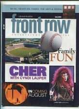 frontrow  July 2002 Cher With Cyndi Lauper  Family Fun     MBX92