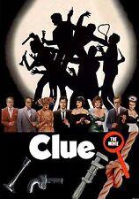 CLUE (1985) DVD COMEDY MYSTERY
