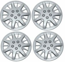 """NEW Chevy MONTE CARLO IMPALA 16"""" Wheelcover Hubcap SET of 4 Silver"""