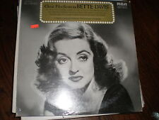 Bette Davis LP Classic Film Scores For SEALED