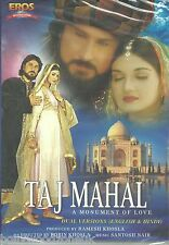 TAJ MAHAL - RAGHU RAJ - PURNIMA - NEW BOLLYWOOD DVD - FREE UK POST