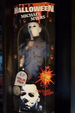 """Michael Myers Halloween Spencer Gifts RIP Collector Series 18"""" figure"""