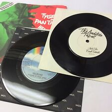 Tygers of Pantang 'Hellbound' EX/EX Rare Free Audition Tape Single Vinyl 7""