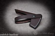 Custom Leather Sheath For Gransfors Bruk Small Forest Axe 420