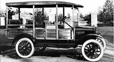 1923 Ford Model T Suburban Depot Hack Photo c1885-AQOFLP