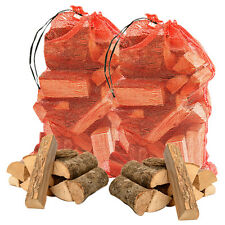 30KG KILN DRIED HARDWOOD ASH FIREWOOD LOGS FOR OPEN FIRES LOG BURNERS UK SELLER