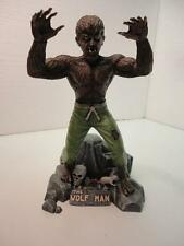 Vintage 1960s Aurora Model Kit PRO PAINTED Wolfman (c)