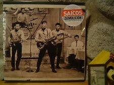 LOS SAICOS Demolicion!/The Complete Recordings LP/1965-1966 Peru/Psycho Garage!