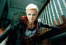 Hannah SPEARRITT Signed Autograph 12x8 RARE Photo AFTAL COA TV Drama PRIMEVAL