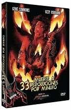 TRICK OR TREAT **Dvd R2** Gene Simmons, Ozzy Osbourne