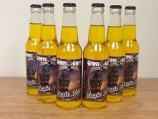 Gross Gus's Pirate Piss Sixpack - Banana Flavored Glass Bottle Soda Pop