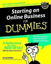 Starting an Online Business For Dummies (For Dummies (Computers))