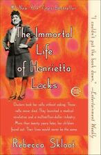 The Immortal Life of Henrietta Lacks by Rebecca Skloot (2011, Paperback)