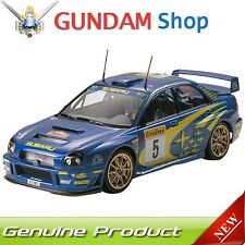 TAMIYA Subaru Impreza WRC 2001 1/24 sports car No.240 code 24240  JAPAN
