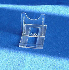 Clear Stand for Medal Case Insert / Large Medallion / Royal Mint Year Sets