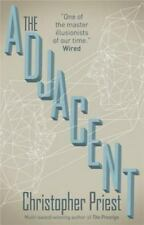 The Adjacent - New - Priest, Christopher - Hardcover