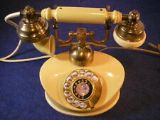 Vintage Victorian Style Duchess Telephone, WORKS, Rotary Phone