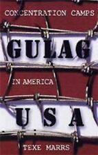 Gulag USA - Concentration Camps in America by Texe Marrs Conspiracy on DVD-R
