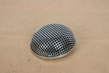 Chrome Round Mesh Air Cleaner for Bendix-Keihin Carb Harley Sportster Dyna