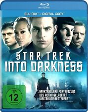STAR TREK: INTO DARKNESS (John Cho, Chris Pine, Simon Pegg) Blu-ray Disc NEU+OVP