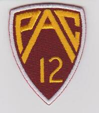 USC TROJANS PAC 12 FOOTBALL BASKETBALL JERSEY PATCH COLLEGE NCAA FOOTBALL
