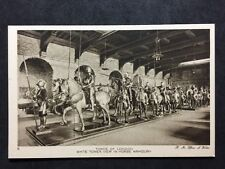 RP Vintage Postcard - London #T58  - Tower Of London, White Tower Horse Armoury