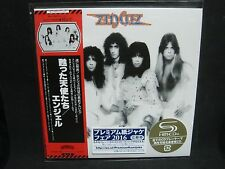 ANGEL Sinful Bad Publicity Japan Mini LP SHM CD 5th UICY-78062 Giuffria Kiss '17