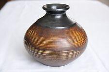 Rustikale Keramikvase
